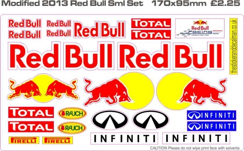 Full Colour High Quality Vinyl stickers and decals for rc bodies 1/12th kamtec shells etc